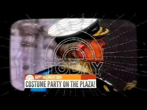 Today Show Halloween Intro (10.31.2016)