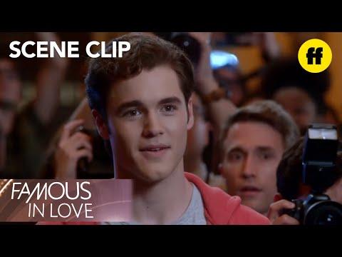 Famous in Love | Season 1 Episode 10: Jake Tells Paige How He Feels | Freeform