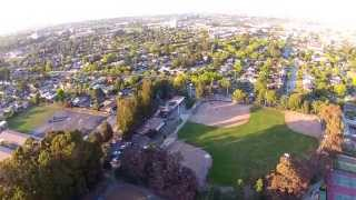 San Mateo (CA) United States  city photos gallery : San Mateo, CA. from the Air.