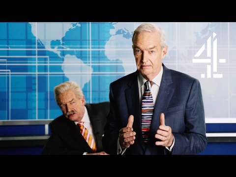 Jon Snow Introduces Fake News Week on Channel 4 | Starts Monday 7pm