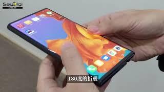Video 螢幕摺疊手機 HUAWEI Mate X 動手玩 MP3, 3GP, MP4, WEBM, AVI, FLV Mei 2019