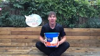 Benedict Cumberbatch's Ice Bucket Challenge for #MND - YouTube