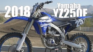 2. 2018 Yamaha YZ250F - Dirt Bike Magazine