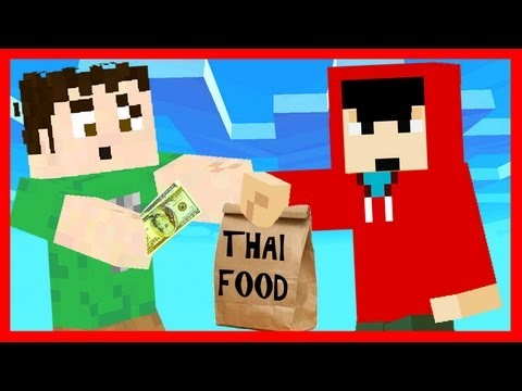 THAI DELIVERY GUY!