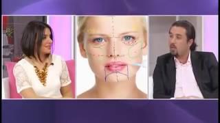 Op Dr Mustafa Ali Yanık Dolgu ile yapılabilecek yüz estetiği uygulamalarını anlatıyor