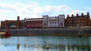 Diagon Alley Construction Update with London Waterfront, Hogsmeade Station, Universal Orlando