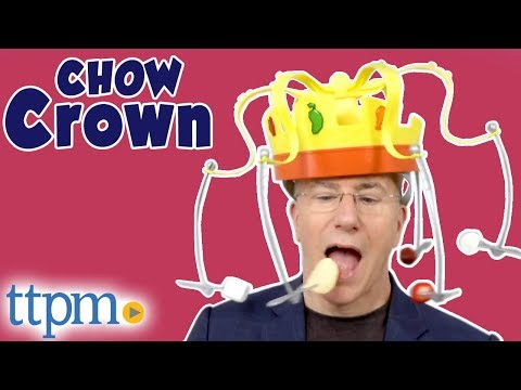 Chow Crown - Musical Food Game For All Foodies | Hasbro Toys & Games