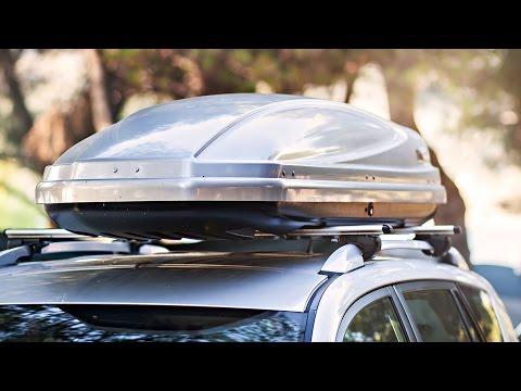 Dachboxen: Wenn die Beladung zum Unfallrisiko wird