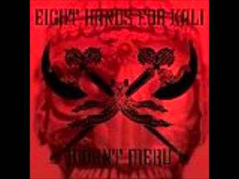 Eight Hands For Kali - Black Tantric Nail online metal music video by EIGHT HANDS FOR KALI