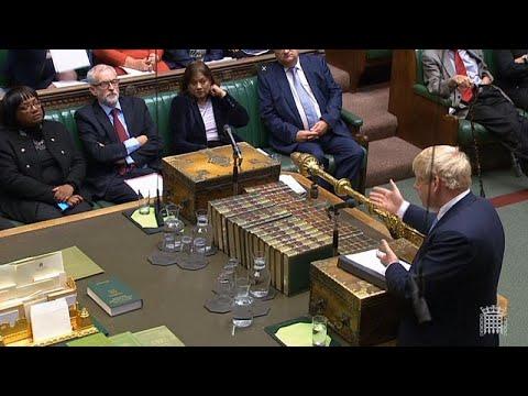 Η βρετανική βουλή ψήφισε υπέρ της αναβολής του Brexit