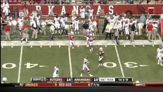 Mark Harrison vs Louisville, Arkansas, Cincinnati (2012)