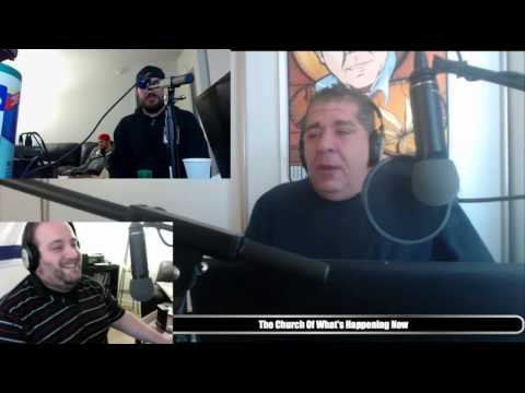 #129 The Church of What's Happening Now: Steve Simeone & Deagostino - Joey Coco Diaz