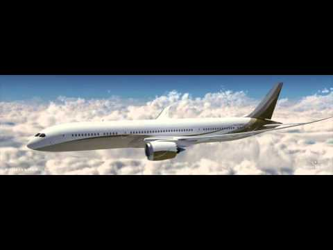 Best Luxury and Comfortable Airplane in the World - B787-9