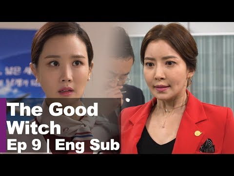 "Yoon Se Ah ""This is a mess!!"" [The Good Witch Ep 9]"