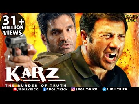 Download Karz Full Movie | Hindi Movies 2019 Full Movie | Sunny Deol Movies | Sunil Shetty Movies hd file 3gp hd mp4 download videos
