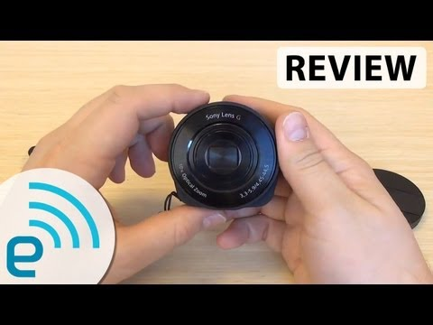 Sony Cyber-shot QX10 Lens Camera review | Engadget