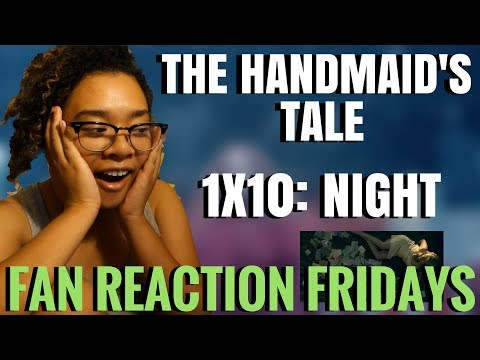 """The Handmaid's Tale Season 1 Episode 10: """"Night"""" Reaction & Review 