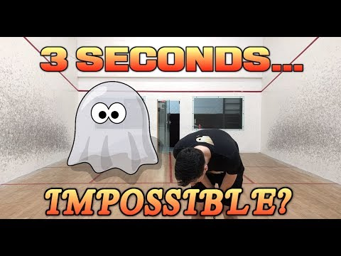 Ghosting at 3 Second Intervals - Impossible?