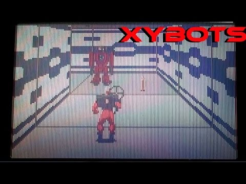 Xybots on Atari Lynx. Played badly + commentary.