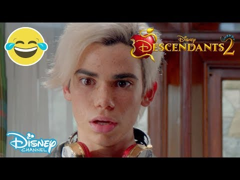 Descendants 2 | 🐶 Dude Talks! | Official Disney Channel UK