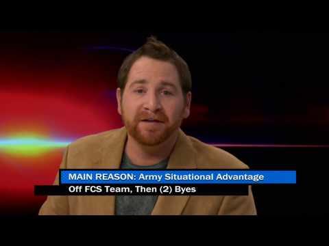 Free Picks: Army vs. Navy (College Football Betting)