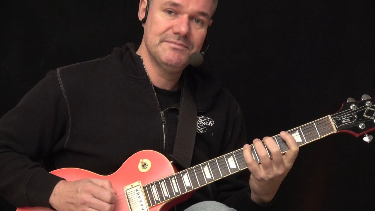 Advanced Blues Licks – Guitar Lesson