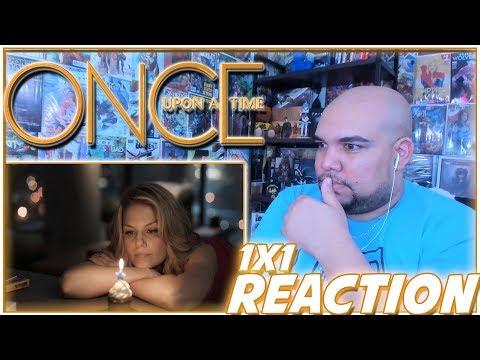 "Once Upon a Time Reaction Season 1 Episode 1 ""Pilot"" 1x1 REACTION!!!"