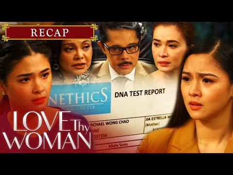 Jia and Michael's DNA test result is revealed | Love Thy Woman Recap (With Eng Subs)