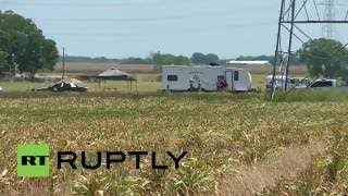 Lockhart (TX) United States  city pictures gallery : USA: 16 killed in hot air balloon crash in Texas