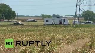 Lockhart (TX) United States  city photo : USA: 16 killed in hot air balloon crash in Texas