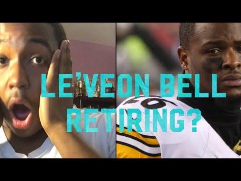 Le'Veon Bell Reaction