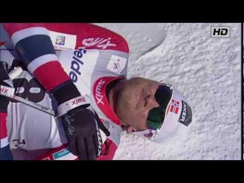SportsHDWinter - Men's 15 Km Lahti 2013 - Petter Northug KNOCKOUT Please watch in HD(720) quality for best viewing experience Sports-HD Production offers great variety in spo...