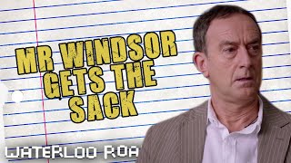 Mr. Windsor 'Pushes' Kevin Over Lost Pills   Waterloo Road