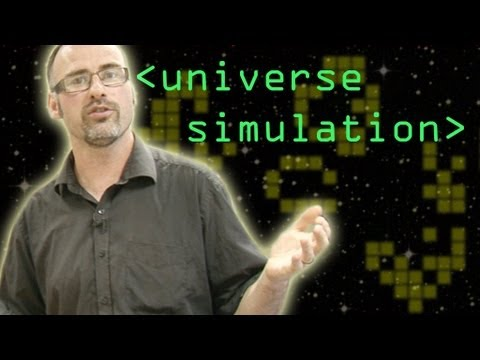Life Simulation - Free book: http://www.audible.com/computerphile What if the Universe is just a computer simulation? What is fundamental particles are really just
