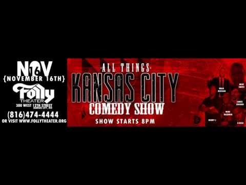 All Things Kansas City Comedy Show
