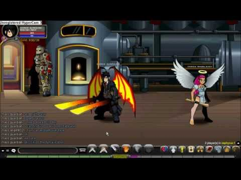 =AQW= How to get J5 Armor (Full Walkthrough)