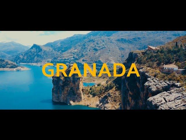 Granada desde el aire