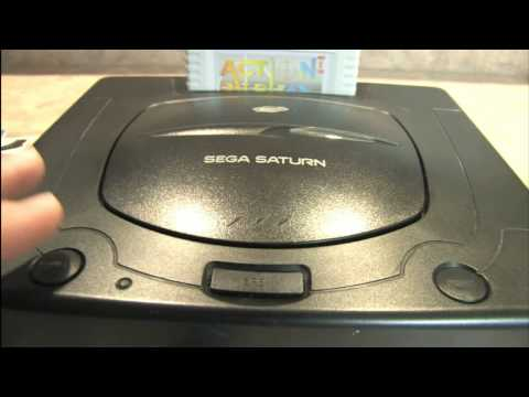 Classic Game Room HD - SEGA SATURN Console Review