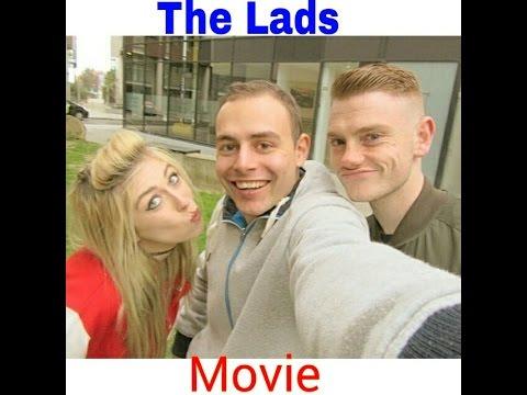 The Lads Movie (PG)