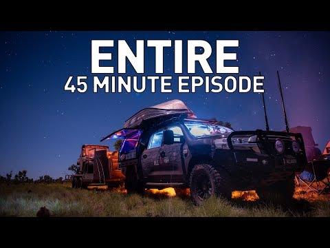 ✪ UNLOCKED: Australia's #1 4WD Adventure team heads to The Kimberley!