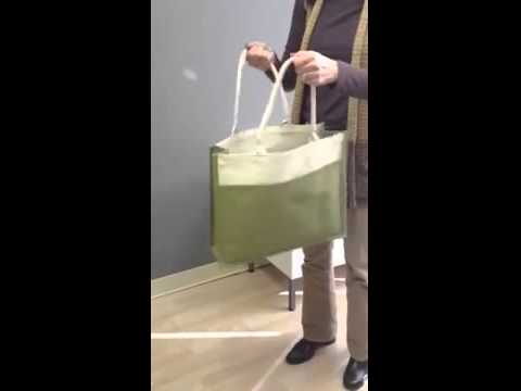 Eco Promotional Products Natural Jute Bag