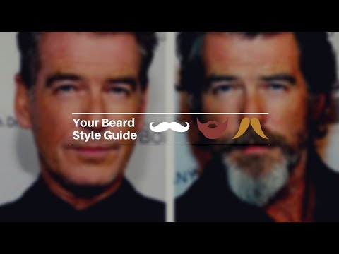 Guide to Beard Styles