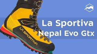 Ботинки для технических и ледовых восхождений La Sportiva Nepal Evo GTX