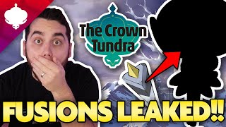 FUSIONS are COMING! CROWN TUNDRA LEAKS! Pokemon Sword and Shield by aDrive