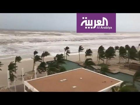 العرب اليوم - انتهاء تأثير إعصار مكونو واستمرار الأمطار
