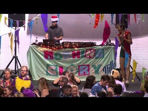 Au Morning Gloryville, les clubbers londoniens font la fête le matin