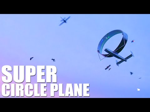 Super Circle Plane