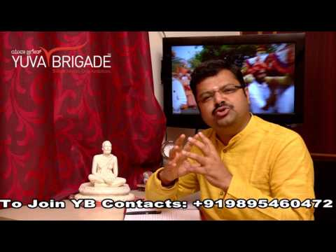 Video Shri Chakravarthy Sulibele Anna On #3YearsToYuvaBrigade download in MP3, 3GP, MP4, WEBM, AVI, FLV January 2017