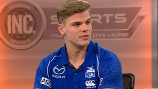 Mason Wood was a guest on Channel 9's Future Stars.