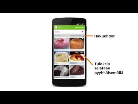 Video of Kotikokki.net